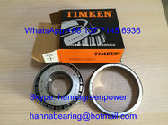 33880 / 33821 Single Row Inch Size Tapered Roller Bearing 38.1*95.25*27.783 mm