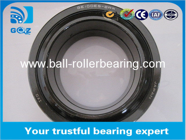 Steel / Steel GE10E Spherical Plain Carbon Steel Bearing 10x19x9mm