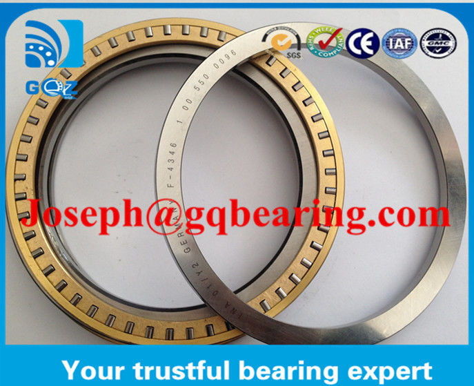 Chrome Steel Needle Thrust Roller Bearing for Heidelberg Printing Machine 110 x 130 x 2 mm