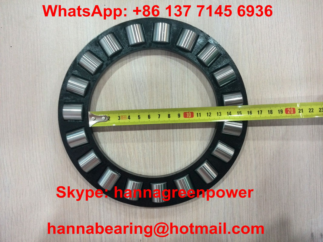 Plastic Cage Thrust Cylindrical Roller Bearing , K81226-TV Single Row Thrust Bearing