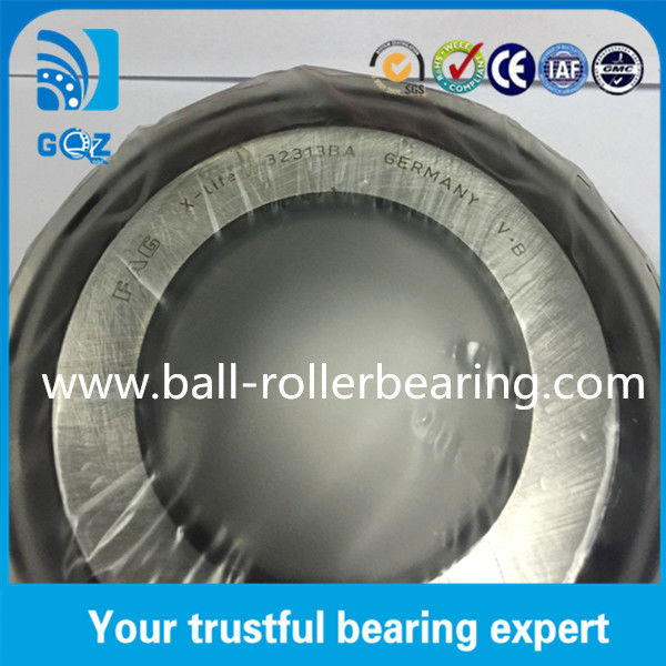 Steel Cage BA Conical degree FAG 32313-BA Tapered Roller Bearing High precision