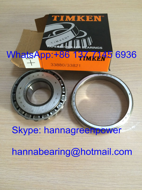 33880 - 33822 Shaft Mounting Tapered Roller Bearing 38.1x95.25x27.785 mm