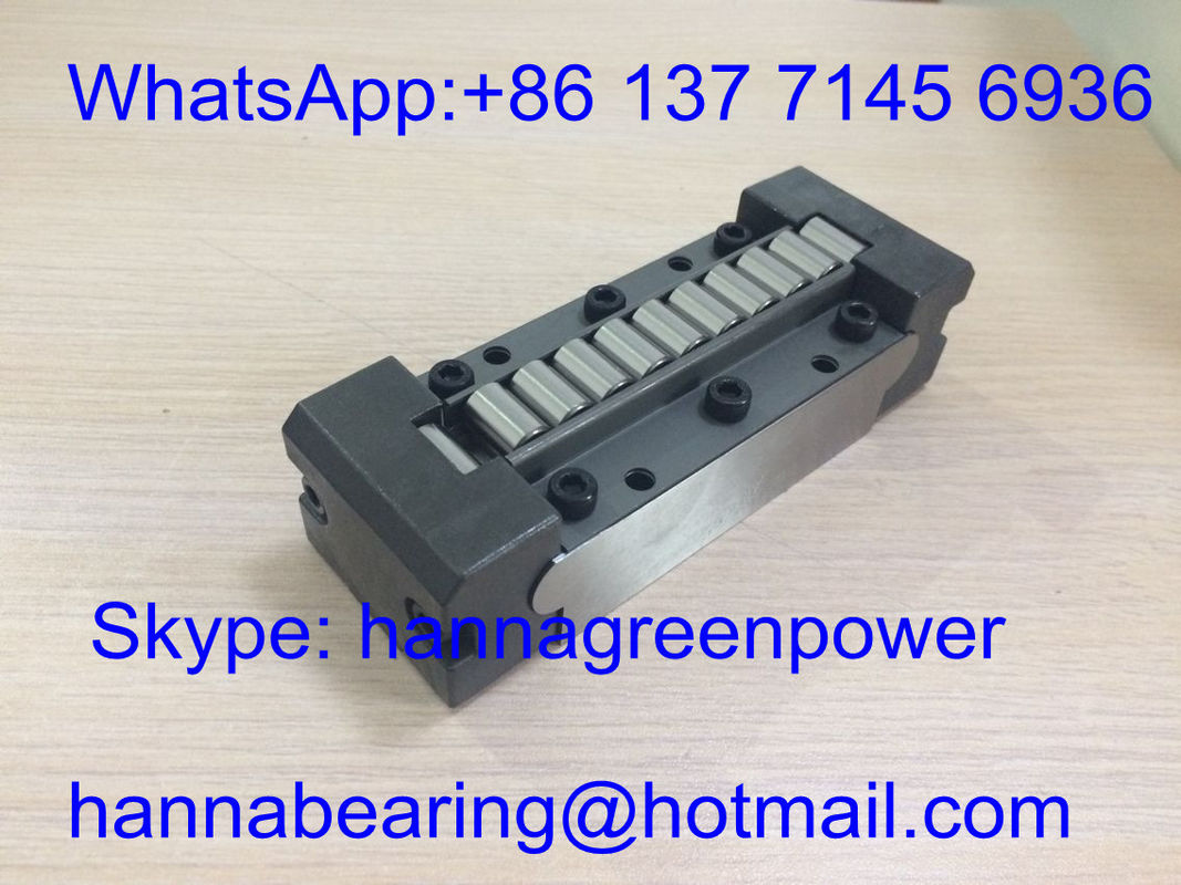 PR14032 / PR14044 / PR14061 Inch Size Linear Roller Block Bearing for CNC Machines