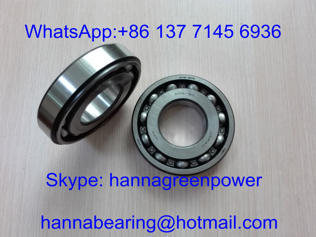 B45-90 / B45-90E Automotive Bearings / HTF B45-90 Deep Groove Ball Bearing 45*100*21 mm