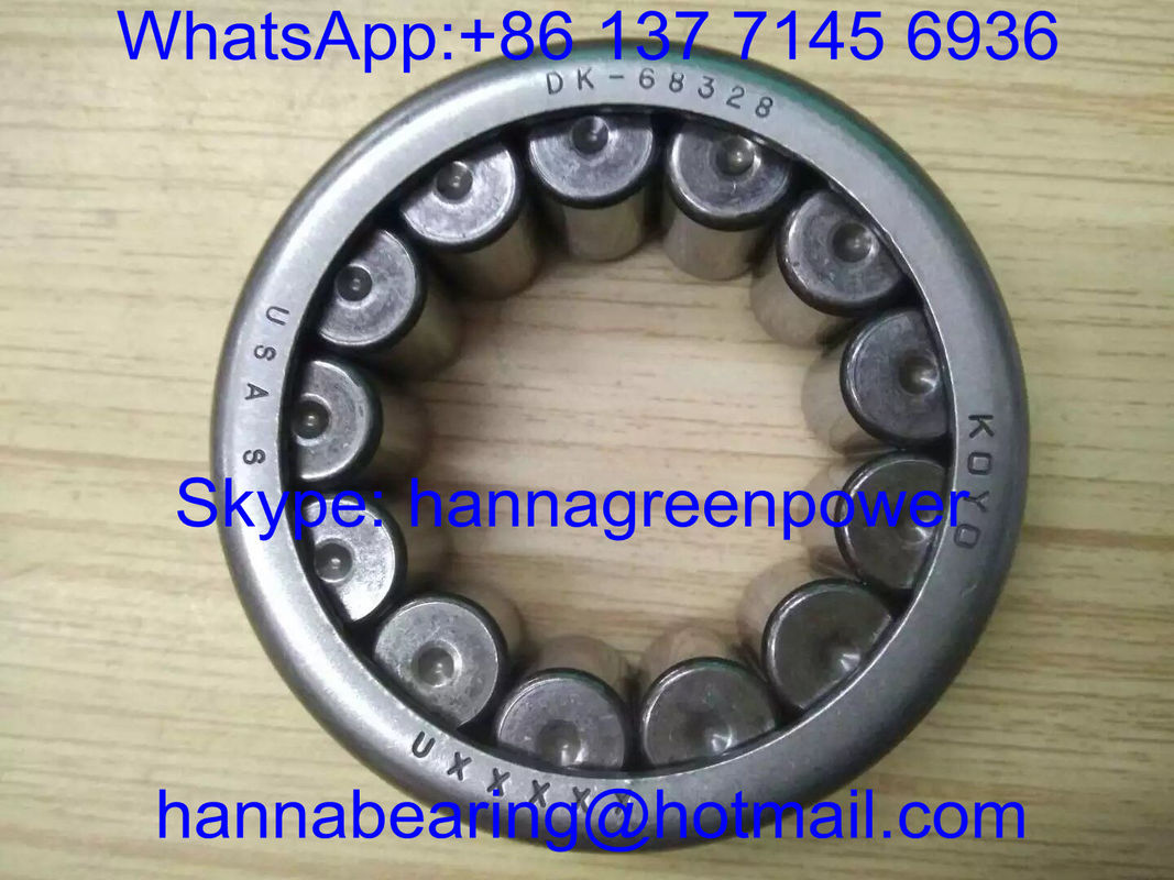 DK-68328 Single Row Cylindrical Automotive Roller Bearing DK68328 / 68328