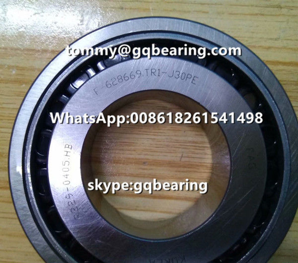 Chrome steel Material FAG F-628669 F-628669.TR1-J30PE Tapered Roller Bearing
