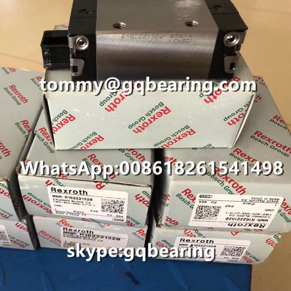 Rexroth R162221320 Narrow Type Standard Length Standard Height Linear Carriage
