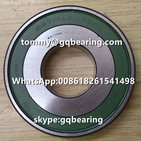 GCR15 STEEL Material NSK 28TM14 28TM14U40AL Automotive Deep Groove Ball Bearing 28x69x15mm