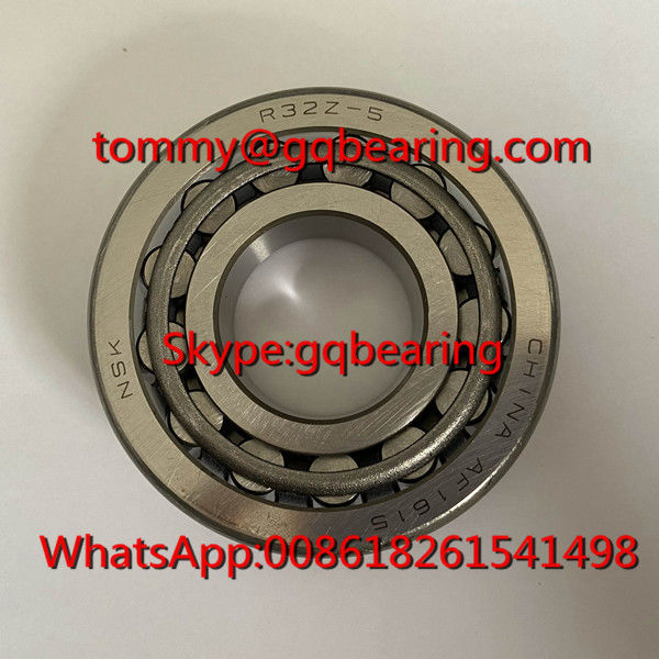 Gcr15 Steel Material NSK R32Z-5 R29Z-9 Tapered Roller Bearing for Automobile Gearbox