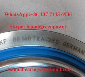 GE 140 TXA-2LS 강철/PTFE 직물 둥근 보통 방위 유지 보수가 필요 없는 140x210x90mm